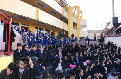 Colegio Divina Pastora - Antofagasta
